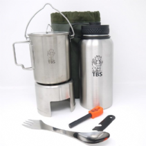 TBS Wilderness Bottle Cook Kit